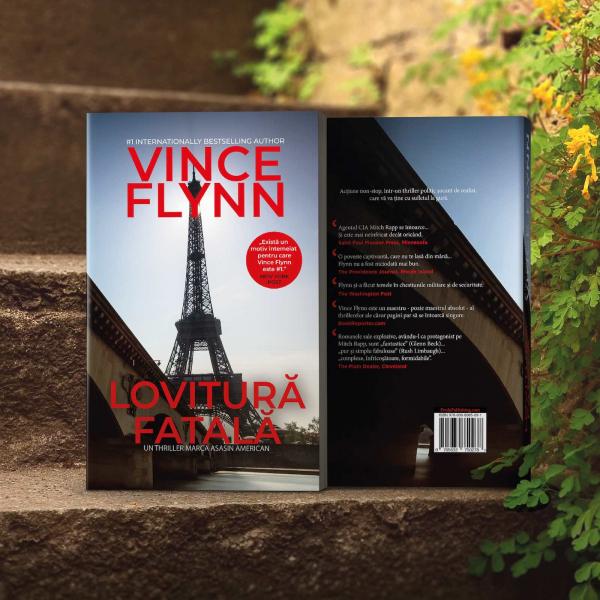 Lovitura fatala, de Vince Flynn 5