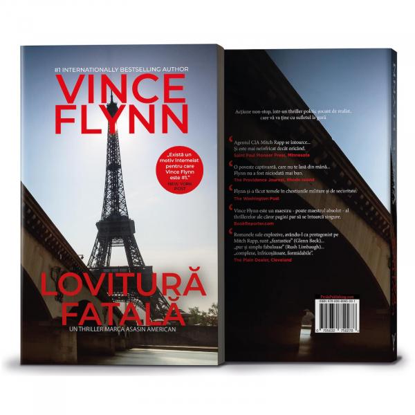 Lovitura fatala, de Vince Flynn 0