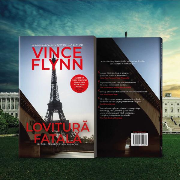Lovitura fatala, de Vince Flynn 4