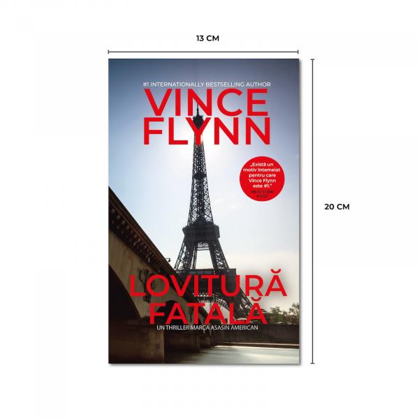 Lovitura fatala, de Vince Flynn 1