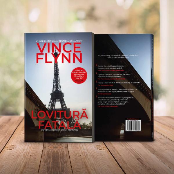 Lovitura fatala, de Vince Flynn 3