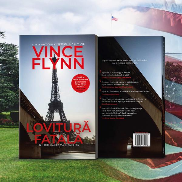 Lovitura fatala, de Vince Flynn 6