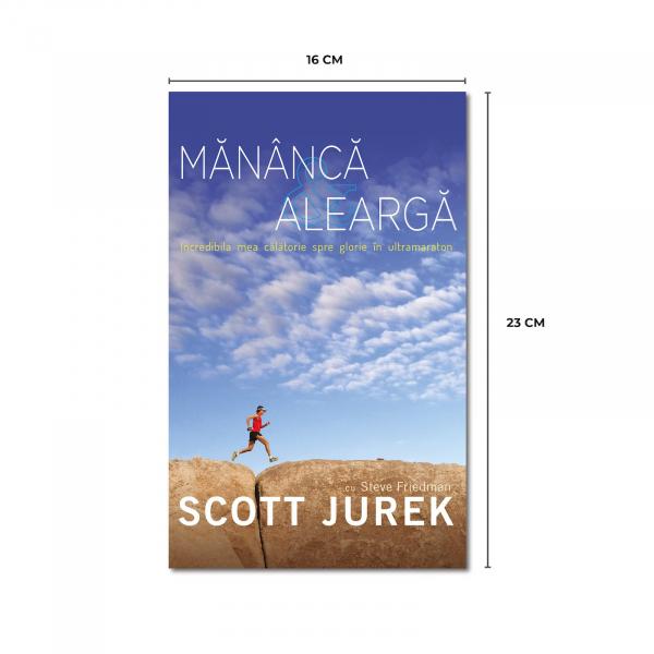 Mananca si alearga, de Scott Jurek 1
