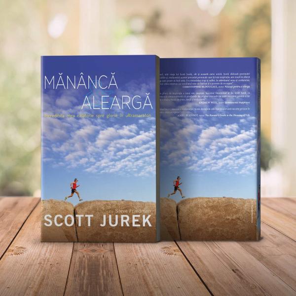 Mananca si alearga, de Scott Jurek 3