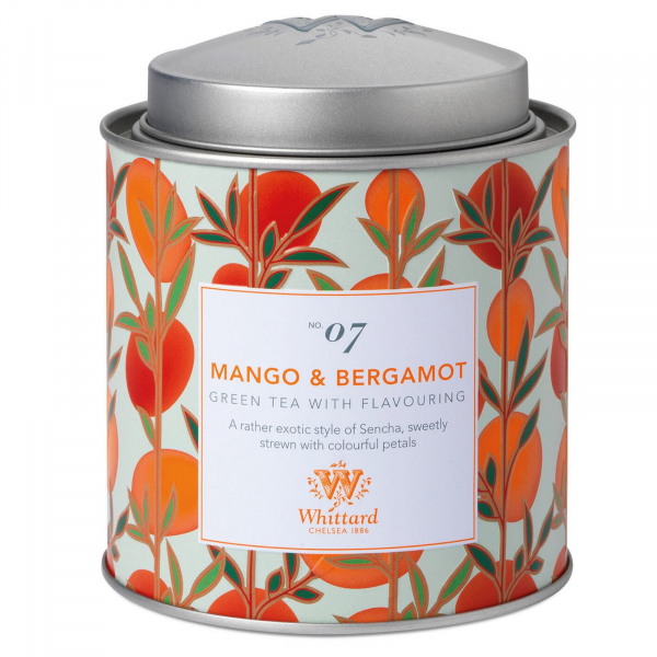 Mango & Bergamot - colectia Tea Discoveries 0