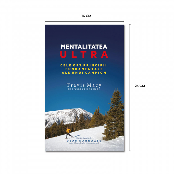 Mentalitatea ultra, de Travis Macy 1