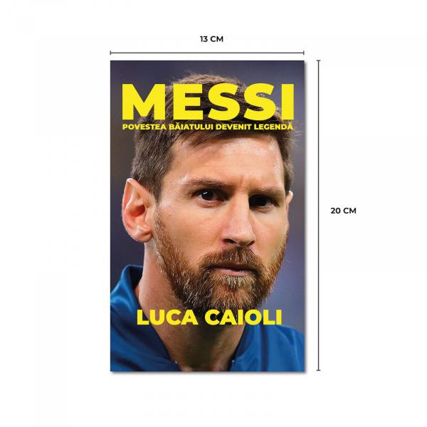 Messi, de Luca Caioli 1