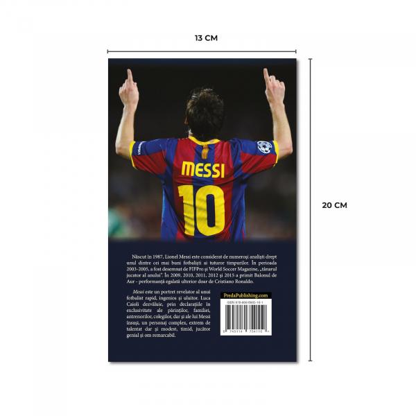 Messi, de Luca Caioli 2