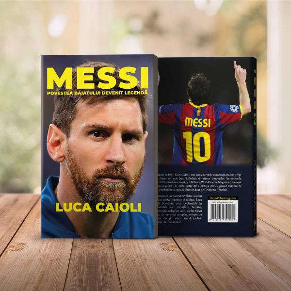 Messi, de Luca Caioli 3