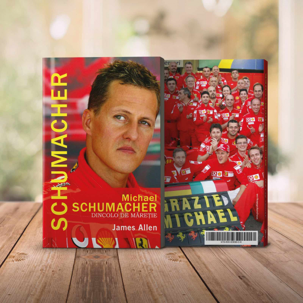 Michael Schumacher, de James Allen 3