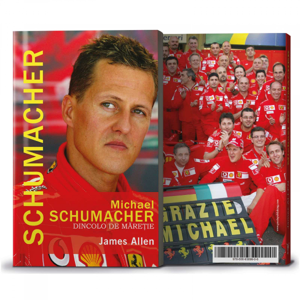 Michael Schumacher, de James Allen 0
