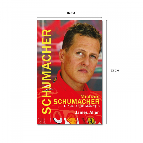 Michael Schumacher, de James Allen 1