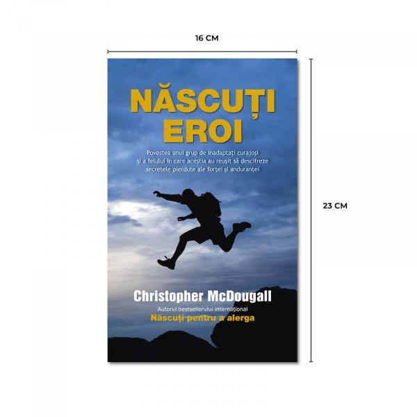 Nascuti eroi, de Christopher McDougall 1