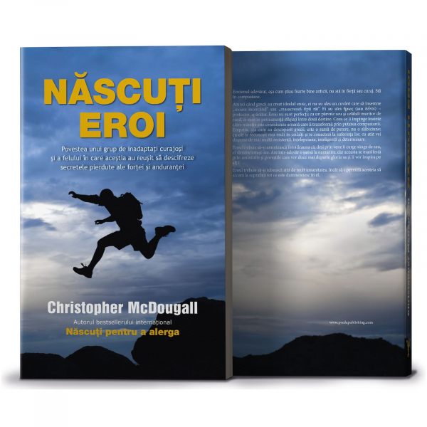 Nascuti eroi, de Christopher McDougall