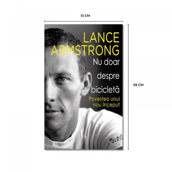 Nu doar despre bicicleta, de Lance Armstrong