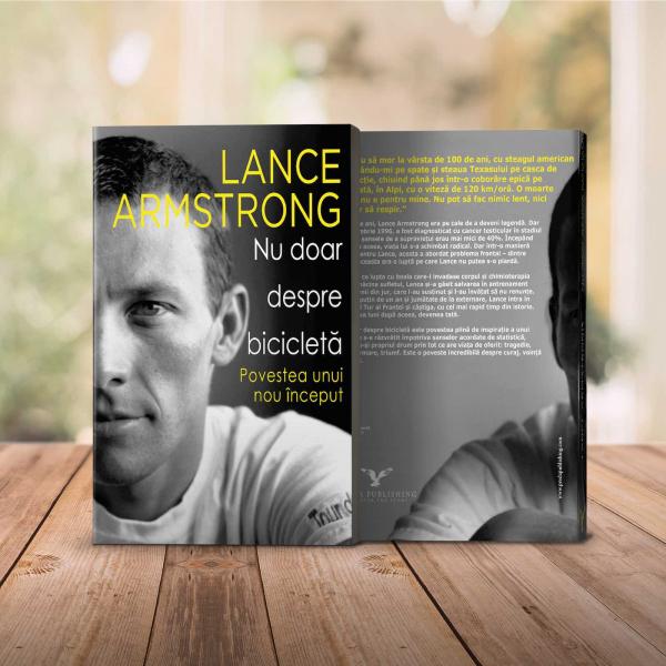 Nu doar despre bicicleta, de Lance Armstrong 3