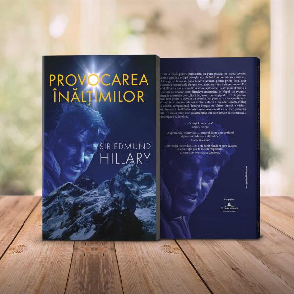 Provocarea inaltimilor, de Edmund Hillary 3