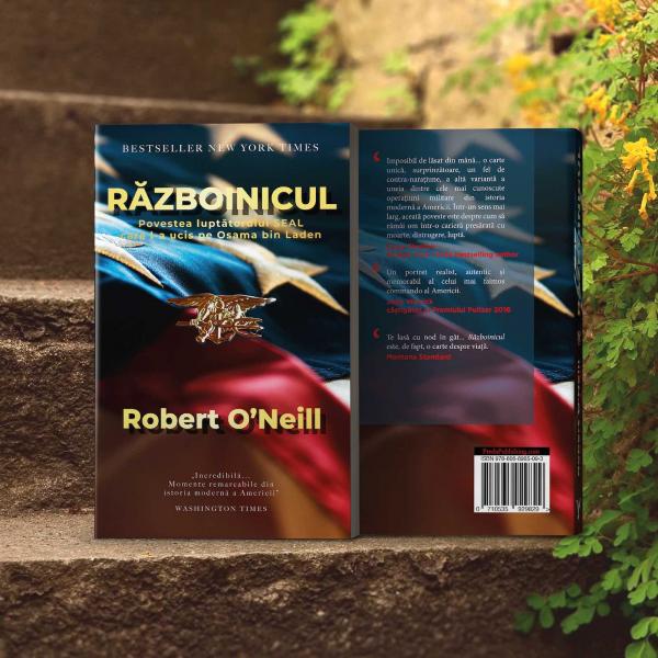 Razboinicul, Robert O'Neill 5