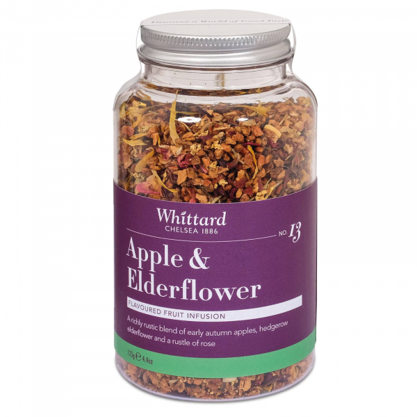 Apple & Elderflower - infuzie de fructe cu mar si soc 0
