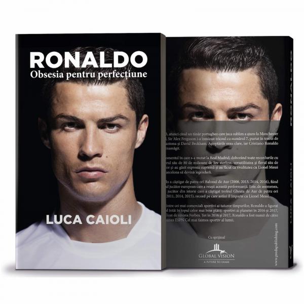 Ronaldo, de Luca Caioli 0
