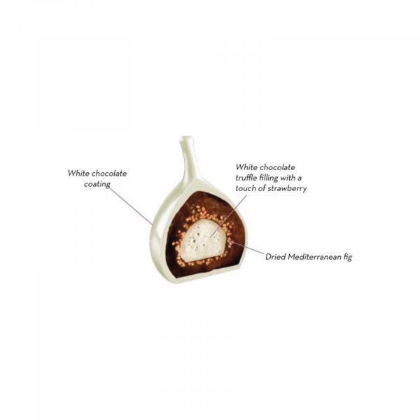Smochine in ciocolata alba 51G 1