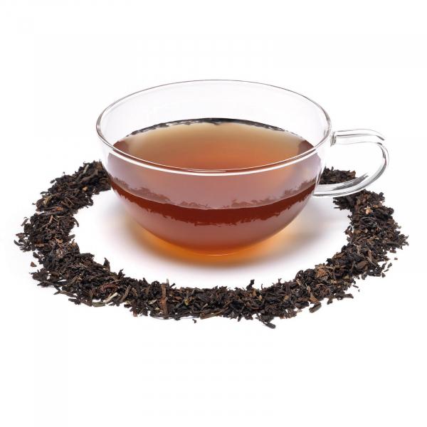 Darjeeling - ceai negru in cutie metalica 1