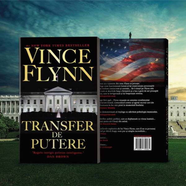Transfer de putere, Vince Flynn 4