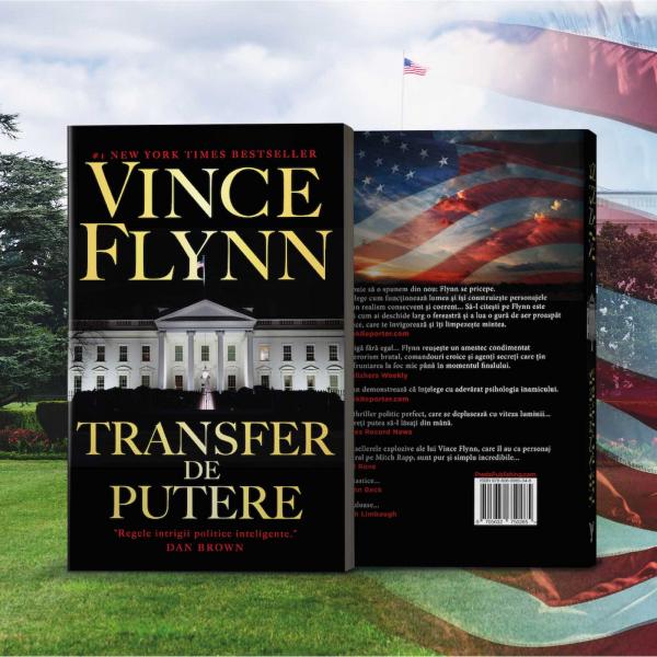 Transfer de putere, Vince Flynn 6