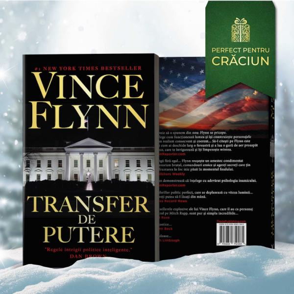 Transfer de putere, Vince Flynn 0