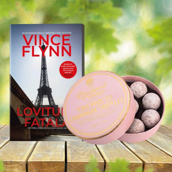 Vacanta la Paris - set cadou 5