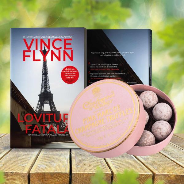 Vacanta la Paris - set cadou 4