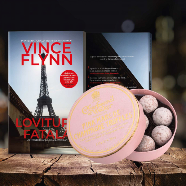 Vacanta la Paris - set cadou 2