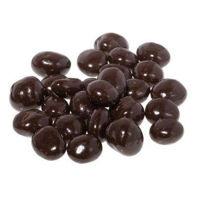 Boabe de cafea învelite în ciocolată neagră 175G1