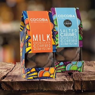 Fagure învelit în ciocolată cu lapte 175G4