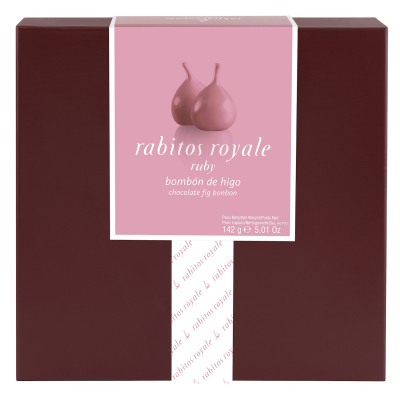 Smochine în ciocolată ruby 142G0