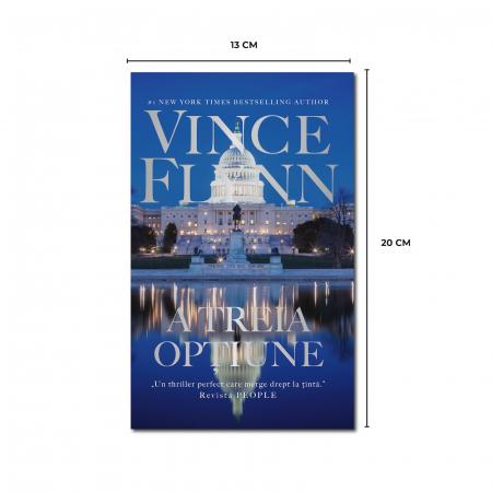 A treia optiune, de Vince Flynn [1]