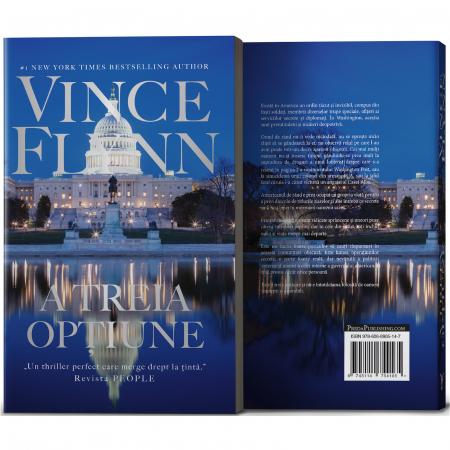 A treia optiune, de Vince Flynn [0]