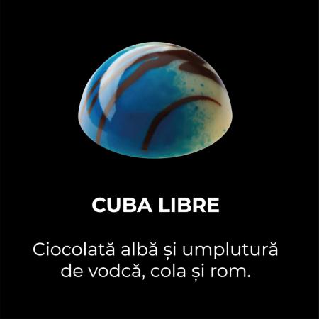 Cuba Libre - Bomboane de ciocolată2