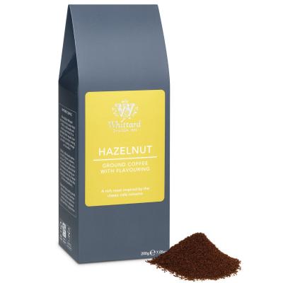 Cafea macinată cu aromă de alune1