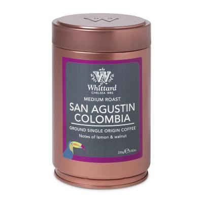Cafea măcinată în cutie metalică - Columbia0