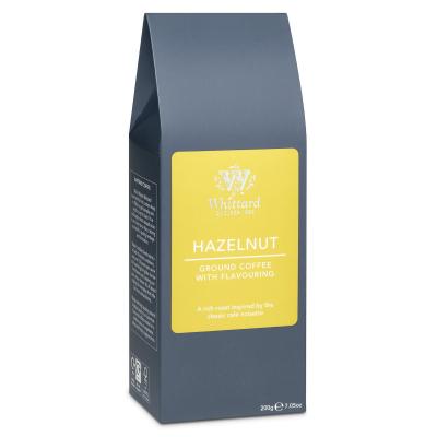 Cafea macinată cu aromă de alune0