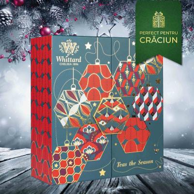 Calendar advent Luxury Tea1