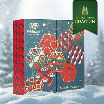 Calendar advent Luxury Tea0