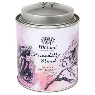 Ceai Picadilly în cutie metalică0