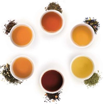 Ceaiurile ospitalității - set 6 ceaiuri organice 245G2
