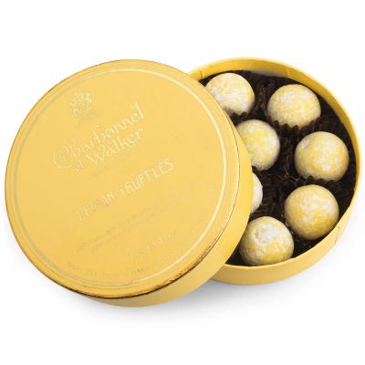 Trufe de ciocolată cu lămâie 115G - Produs nou Mai 20200