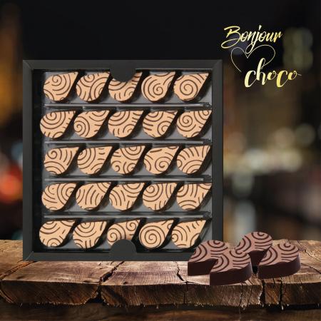 Whisky - Bomboane de ciocolată2