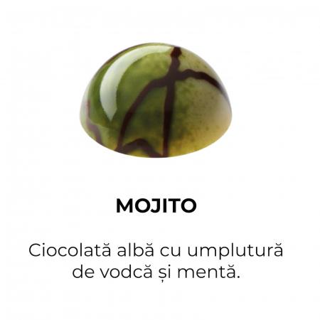 Mojito - Bomboane de ciocolată1