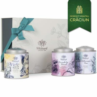 Cutie cadou ceaiuri Alice în Țara Minunilor2