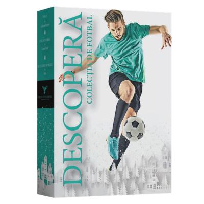 Cutie cadou Colecția Fotbal4